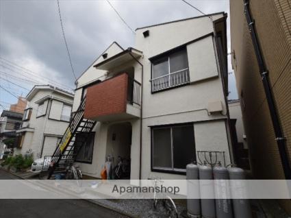 神奈川県相模原市中央区、淵野辺駅徒歩8分の築39年 2階建の賃貸アパート
