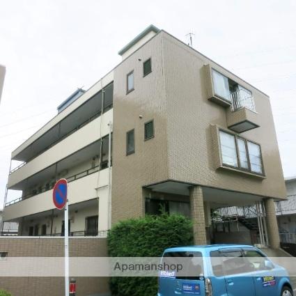 神奈川県相模原市中央区、古淵駅徒歩29分の築23年 3階建の賃貸マンション