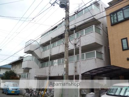 神奈川県相模原市緑区、相模原駅徒歩29分の築30年 4階建の賃貸マンション