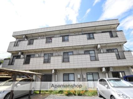 神奈川県相模原市緑区、橋本駅徒歩10分の築24年 3階建の賃貸マンション