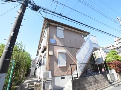 神奈川県相模原市緑区、橋本駅徒歩12分の築11年 2階建の賃貸アパート