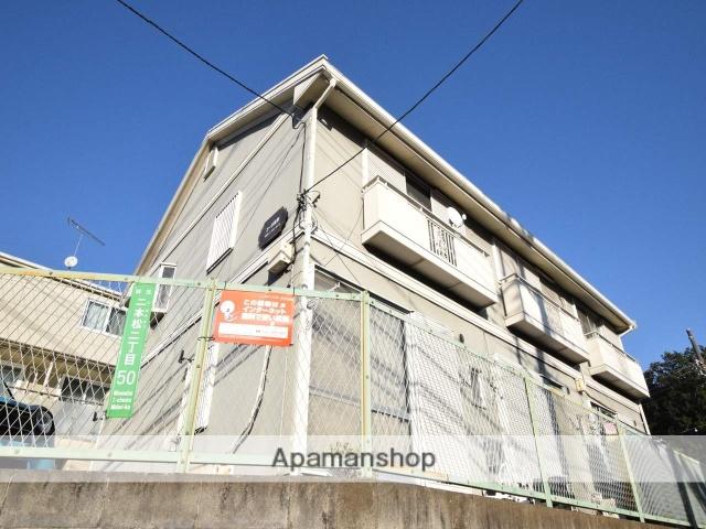 神奈川県相模原市緑区、橋本駅神奈川中央交通バス20分能開大前下車後徒歩1分の築28年 2階建の賃貸テラスハウス
