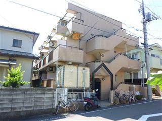 神奈川県相模原市緑区、橋本駅徒歩7分の築26年 3階建の賃貸マンション