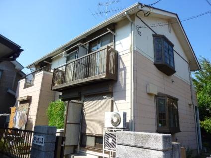 東京都町田市、相原駅徒歩5分の築24年 2階建の賃貸アパート