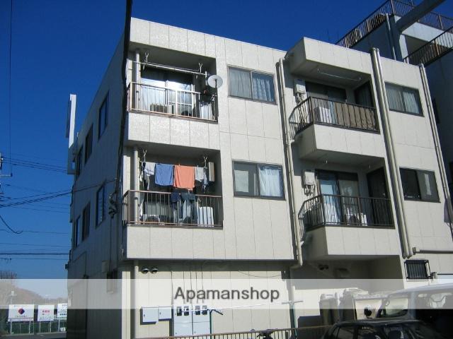 東京都町田市、相原駅徒歩3分の築31年 3階建の賃貸マンション