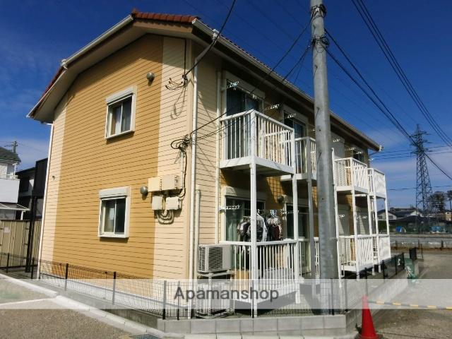 神奈川県相模原市中央区、古淵駅徒歩28分の築11年 2階建の賃貸アパート