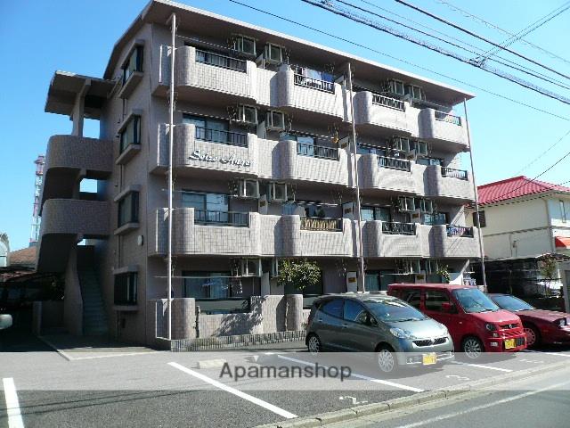 神奈川県相模原市緑区、橋本駅徒歩15分の築15年 4階建の賃貸マンション