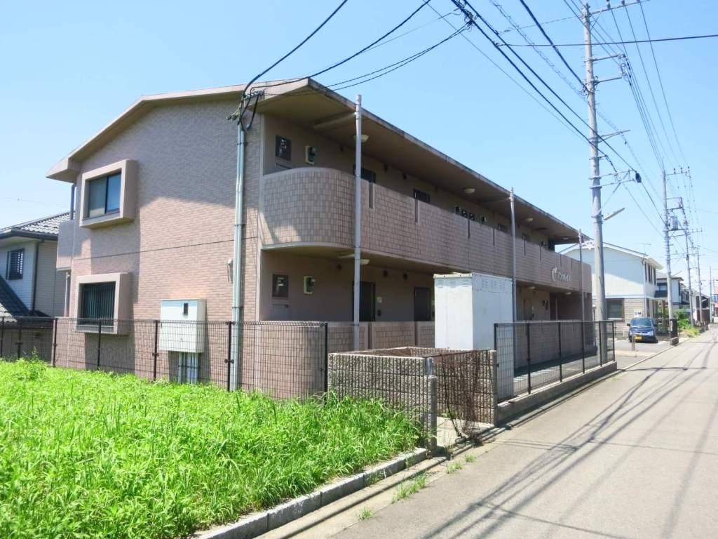 神奈川県相模原市中央区、番田駅徒歩27分の築13年 2階建の賃貸マンション