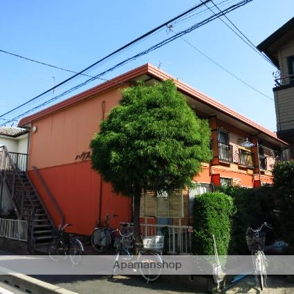 神奈川県相模原市中央区、古淵駅徒歩28分の築34年 2階建の賃貸アパート