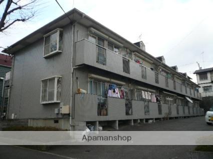 神奈川県相模原市中央区、矢部駅徒歩36分の築26年 2階建の賃貸アパート