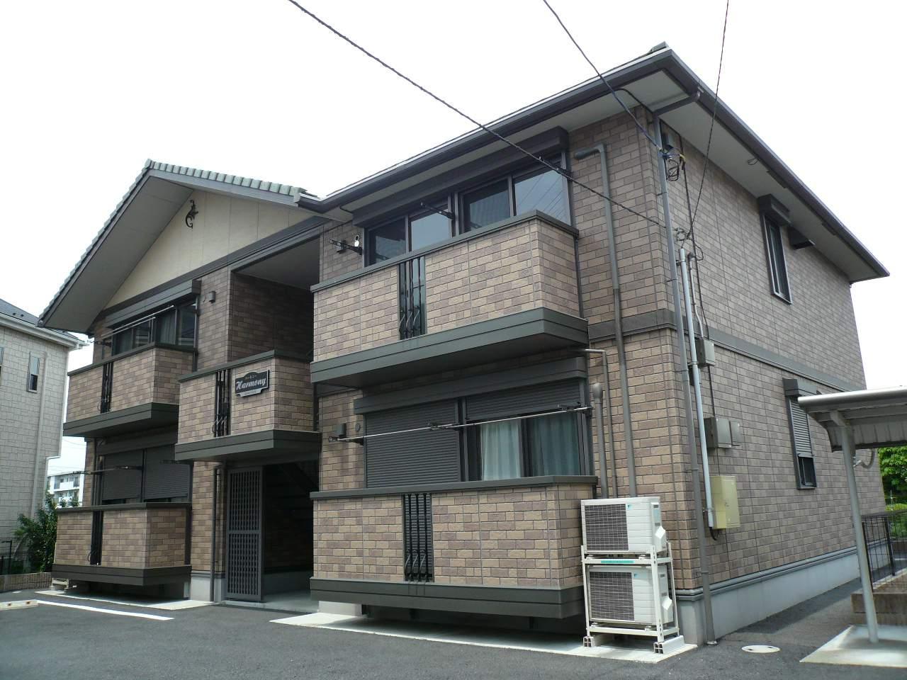 神奈川県相模原市緑区、橋本駅徒歩15分の築12年 2階建の賃貸アパート