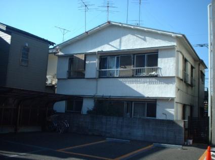 神奈川県相模原市緑区、橋本駅徒歩3分の築34年 2階建の賃貸アパート