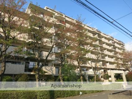 神奈川県相模原市中央区、淵野辺駅徒歩24分の築28年 8階建の賃貸マンション