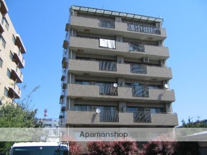 神奈川県相模原市緑区、橋本駅徒歩16分の築28年 7階建の賃貸マンション