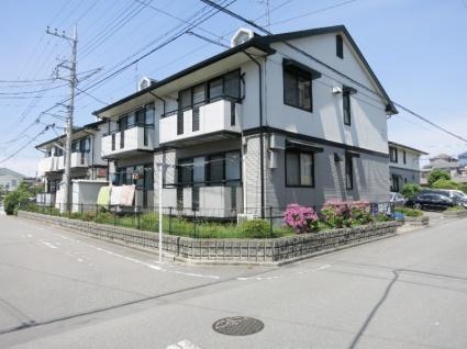 神奈川県相模原市中央区、淵野辺駅徒歩25分の築23年 2階建の賃貸アパート