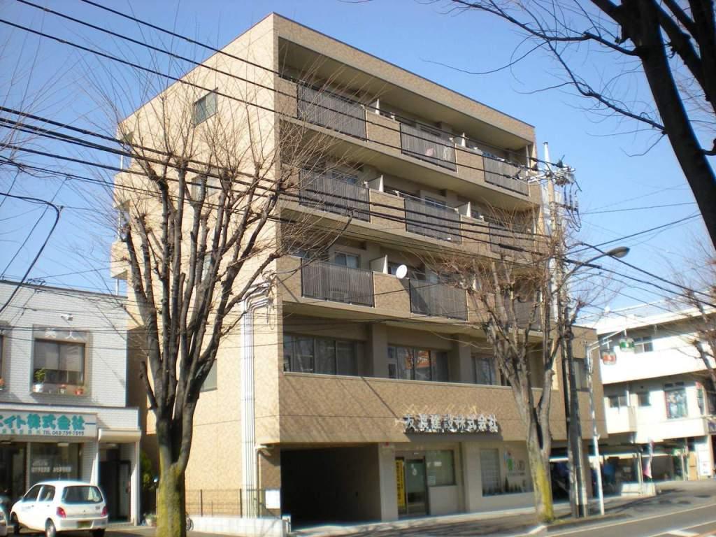 神奈川県相模原市中央区、相模原駅バス6分高校入口下車後徒歩1分の築11年 5階建の賃貸マンション