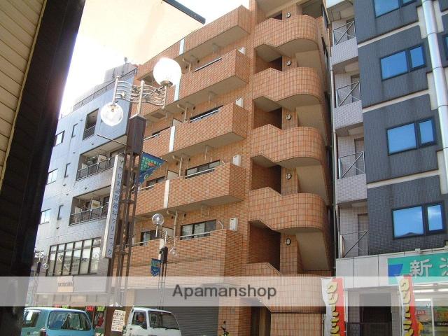 神奈川県相模原市緑区、橋本駅徒歩5分の築20年 6階建の賃貸マンション