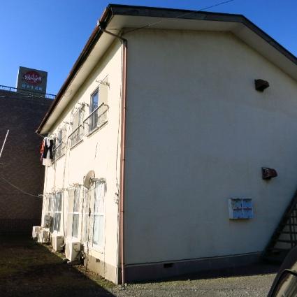 神奈川県相模原市緑区、橋本駅徒歩10分の築35年 2階建の賃貸アパート