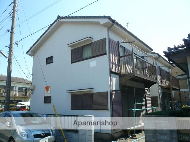 神奈川県相模原市中央区、矢部駅徒歩5分の築29年 2階建の賃貸アパート