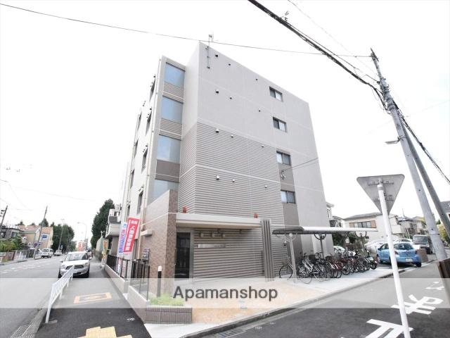 神奈川県相模原市中央区、相模原駅徒歩13分の築2年 5階建の賃貸マンション