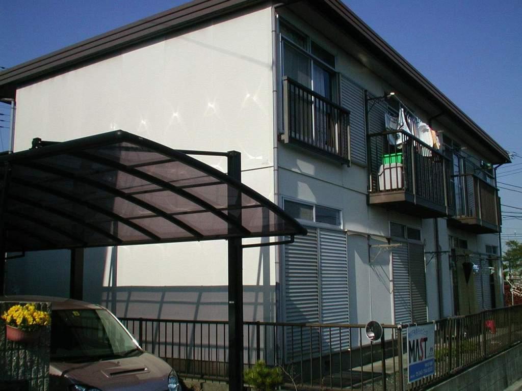 神奈川県相模原市中央区、淵野辺駅徒歩24分の築33年 2階建の賃貸アパート