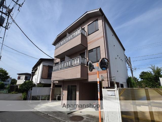 神奈川県相模原市緑区、橋本駅徒歩25分の築24年 3階建の賃貸マンション