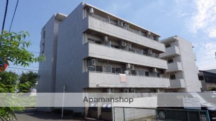 神奈川県相模原市中央区、淵野辺駅徒歩14分の築28年 5階建の賃貸マンション
