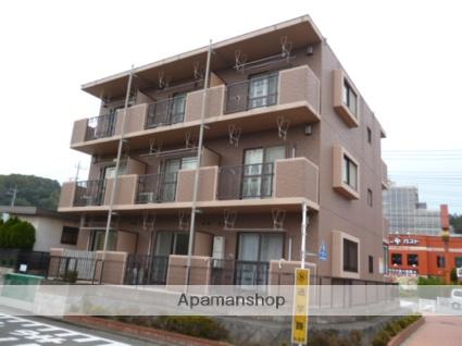 東京都町田市、多摩境駅徒歩4分の築15年 3階建の賃貸マンション