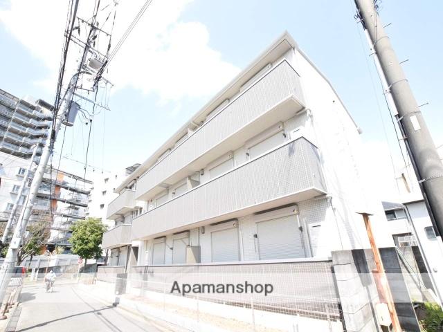 神奈川県相模原市緑区の築2年 3階建の賃貸アパート