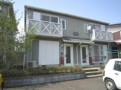 神奈川県相模原市緑区、橋本駅バス31分茅本下車後徒歩10分の築24年 2階建の賃貸アパート