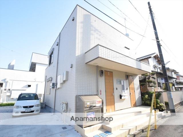 神奈川県相模原市中央区、淵野辺駅徒歩15分の築1年 2階建の賃貸マンション