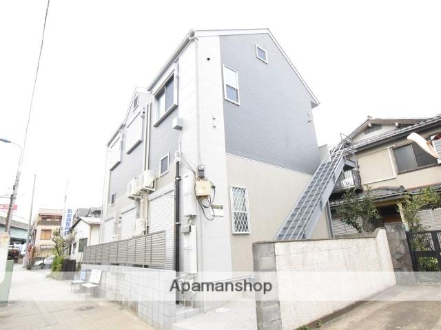 神奈川県相模原市緑区、橋本駅徒歩16分の新築 2階建の賃貸アパート