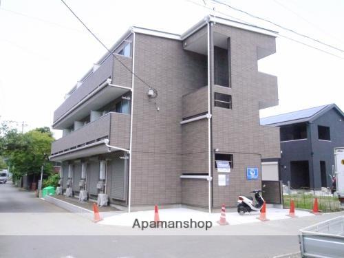 神奈川県愛甲郡愛川町、原当麻駅徒歩55分の新築 3階建の賃貸アパート