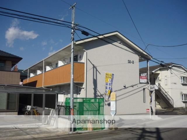 神奈川県相模原市中央区、古淵駅徒歩36分の築6年 2階建の賃貸アパート