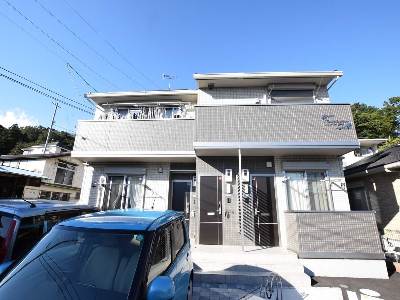 東京都町田市、相原駅徒歩17分の新築 2階建の賃貸アパート
