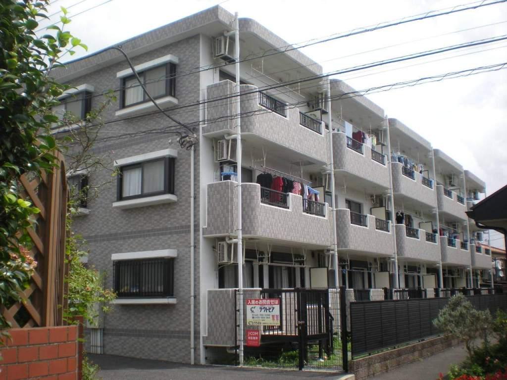 神奈川県相模原市緑区、橋本駅バス15分原宿下車後徒歩5分の築13年 3階建の賃貸マンション