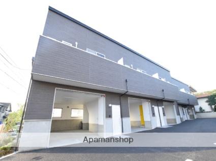 神奈川県相模原市緑区、南橋本駅バス21分作の口下車後徒歩10分の新築 2階建の賃貸テラスハウス