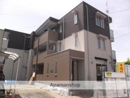 神奈川県相模原市南区、下溝駅徒歩13分の新築 3階建の賃貸アパート
