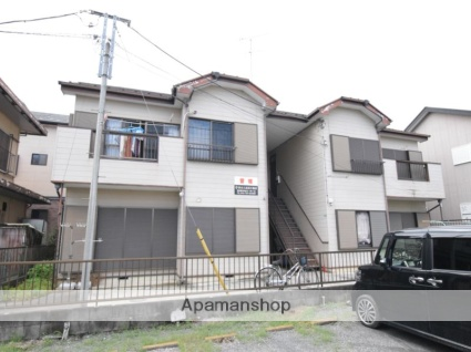 神奈川県相模原市緑区、橋本駅バス24分城山高校前下車後徒歩5分の築26年 2階建の賃貸アパート