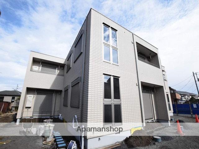 神奈川県相模原市緑区、橋本駅徒歩17分の新築 2階建の賃貸マンション