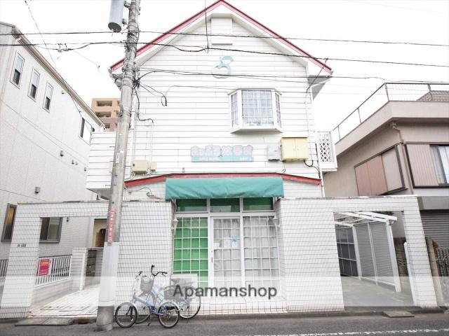 神奈川県相模原市中央区、相模原駅徒歩8分の築31年 2階建の賃貸アパート