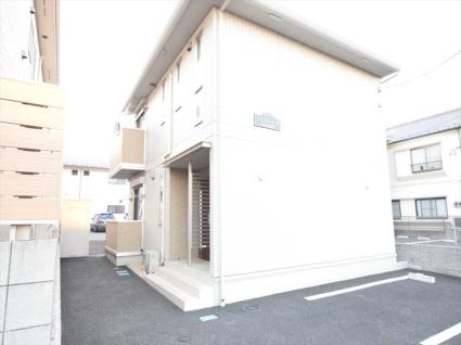 神奈川県相模原市中央区、古淵駅徒歩24分の築2年 2階建の賃貸アパート