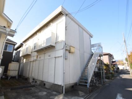 神奈川県相模原市中央区、淵野辺駅徒歩35分の築29年 2階建の賃貸アパート