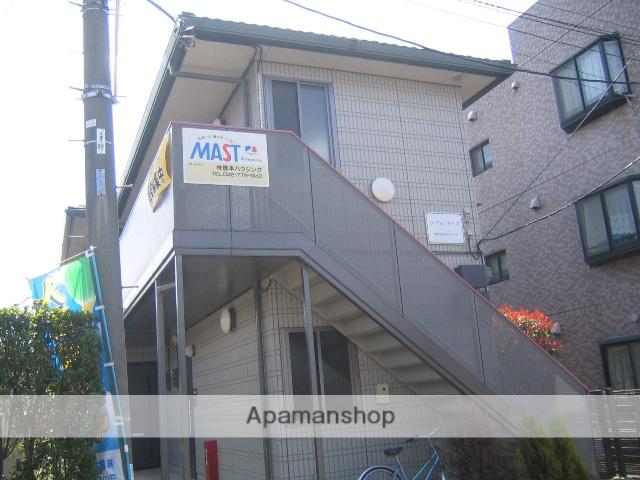 神奈川県相模原市中央区、古淵駅徒歩29分の築13年 2階建の賃貸アパート
