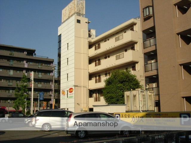 神奈川県相模原市中央区、淵野辺駅徒歩4分の築31年 5階建の賃貸マンション