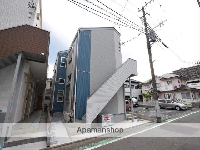 神奈川県相模原市中央区、矢部駅徒歩18分の新築 2階建の賃貸アパート