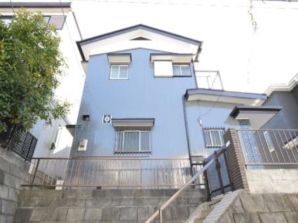 神奈川県相模原市緑区、南橋本駅徒歩18分の築30年 2階建の賃貸一戸建て