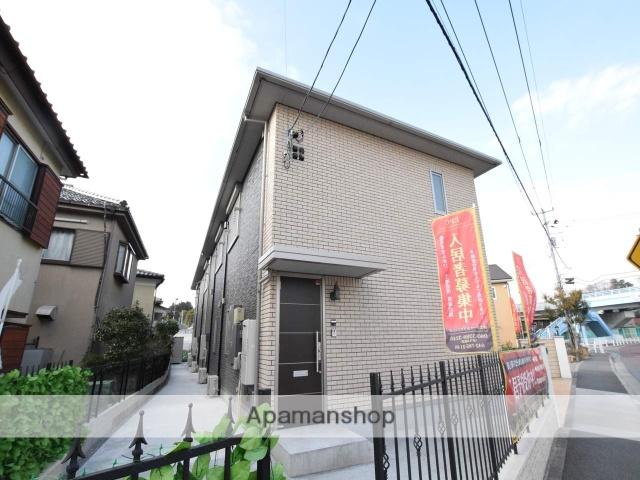 東京都町田市、多摩境駅徒歩15分の新築 2階建の賃貸テラスハウス