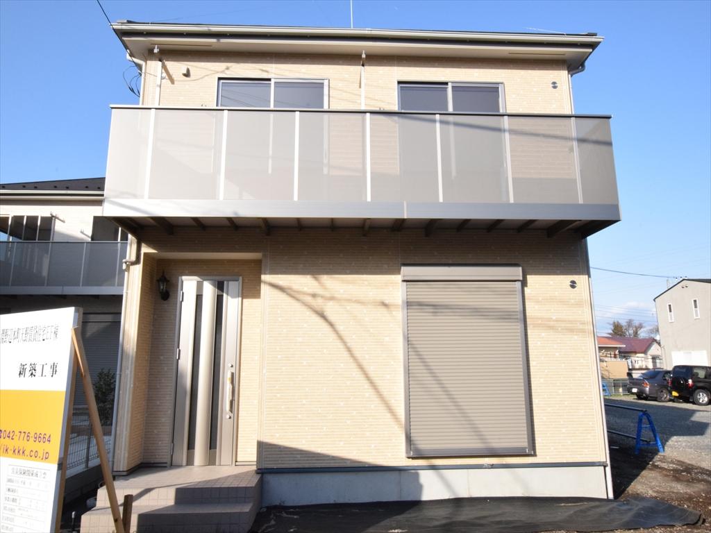 神奈川県相模原市中央区、淵野辺駅徒歩11分の新築 2階建の賃貸一戸建て