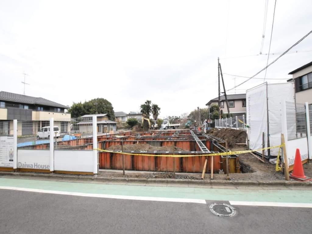 神奈川県相模原市緑区、橋本駅徒歩25分の新築 2階建の賃貸アパート